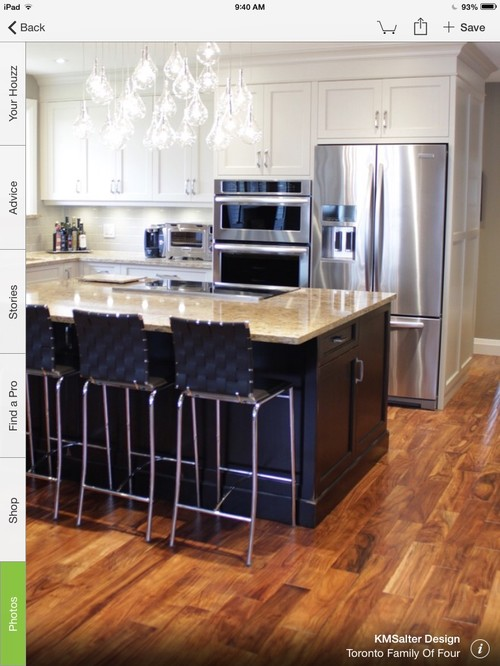 Counter Height Kitchen Sets