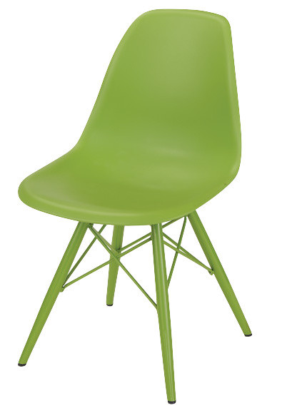 photos dulce standard chair lime green modern dining chairs