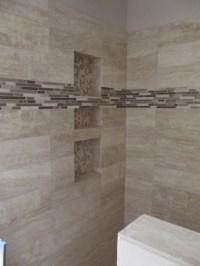 Cutting Travertine Tile | Tile Design Ideas