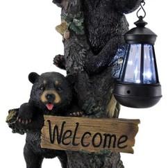 Lantern Pendant Lights For Kitchen Franke Sinks Catalogue Little Rascals Climbing Bear Cubs Solar Light Welcome ...