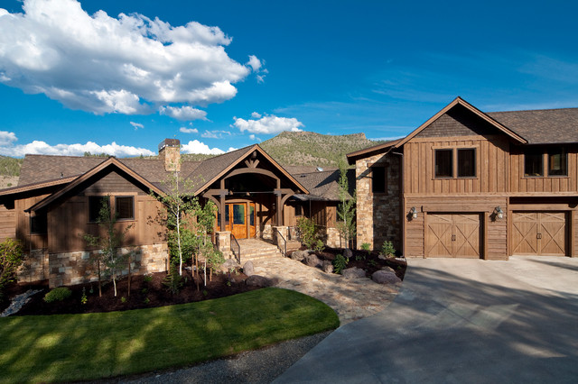 Keystone Ranch Home Brasada Ranch Style Homes Rustic