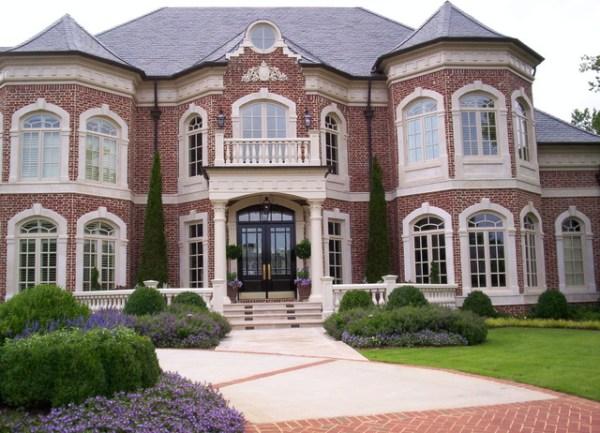 elegant georgian manor house &