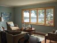 Bow Window - Contemporary - Living Room - Raleigh - by Ply Gem