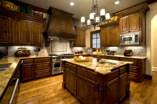 Traditional Elegance  Traditional  Kitchen  Dallas By