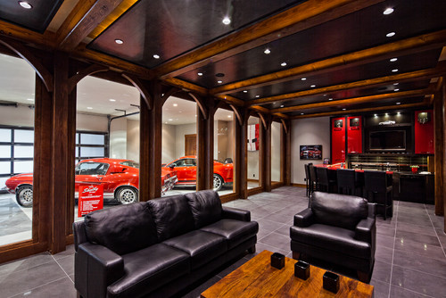 MAN CAVE - DREAM GARAGE