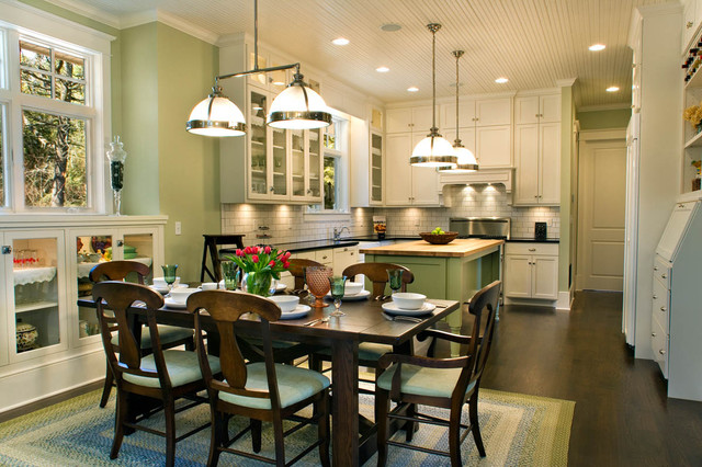 The Boland Home  Traditional  Kitchen  Milwaukee  by
