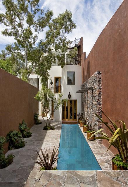 Modern Mexican House : modern, mexican, house, Houzz, Tour:, Modern, Mexican, Paradise