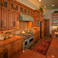 Kitchen Cabinets Colorado Springs Cabinet Stain Colors - Rustic Other By Fedewa Custom Works