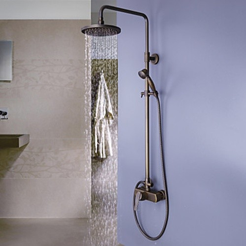 Shower Faucets  Traditional  Tub And Shower Faucet Sets  new york  by Faucetsuperdealcom