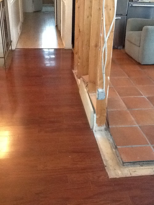 Remodel help Saltillo tiles adding more or starting over