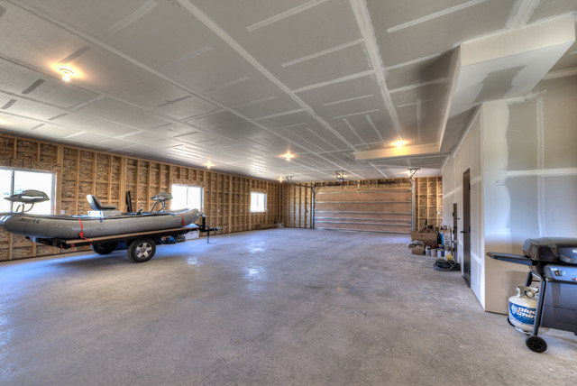 Shop with Living Quarters above  Garage  Other  by Beck