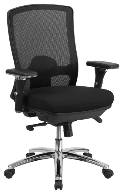 tall swivel chair exercises for seniors on tv thor mesh big n black contemporary office