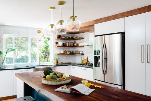 Jamaica Plain Kitchen + Dining Renovation