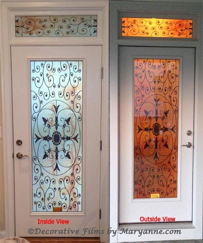Decorative Window Films By Mary Anne Abrams Wi