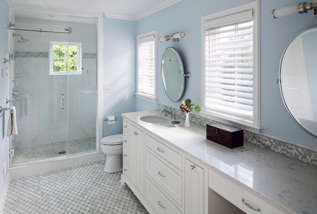 EclecticTraditional Whole House Remodel  Traditional  Bathroom  Milwaukee  by Bartelt The