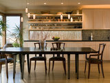 transitional-kitchen How to Achieve Organic Modern Style re-upholstery in clapham junction