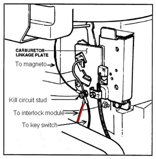 Briggs And Stratton Kill Switch Wiring Briggs And Stratton