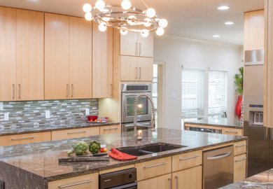 Contemporary Kitchen Cabinets Dallas