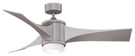 "52"" The Jennix Ceiling Fan in Metro Gray"