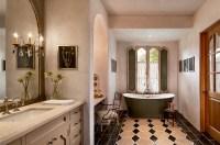 French Country Estate - Mediterranean - Bathroom - phoenix ...
