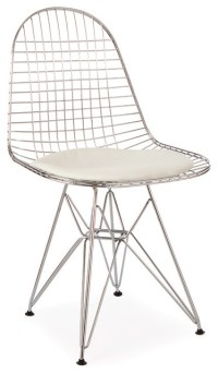 DKR Wire Mid-Century Modern Replica Dining Chair ...