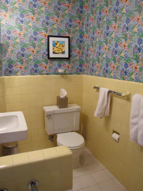 1950s Green Bathroom Tile 8 9 10 11 12