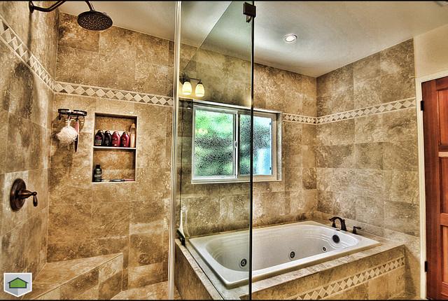 San Diego Traditional Bathroom