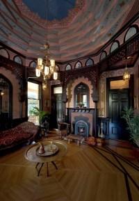 Santa Rosa Stick Eastlake - Traditional - Living Room ...
