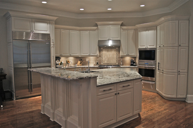 Creative Cabinets Faux Finishes Llc Traditional Kitchen