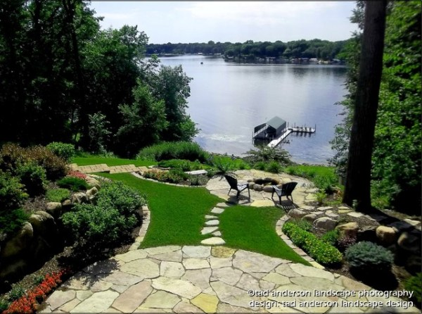 lake minnetonka landscape living
