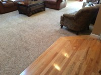Replacing carpet - new hardwood floor color?
