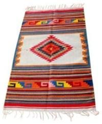 Traditional Serape-Style Rug - Southwestern - Area Rugs ...