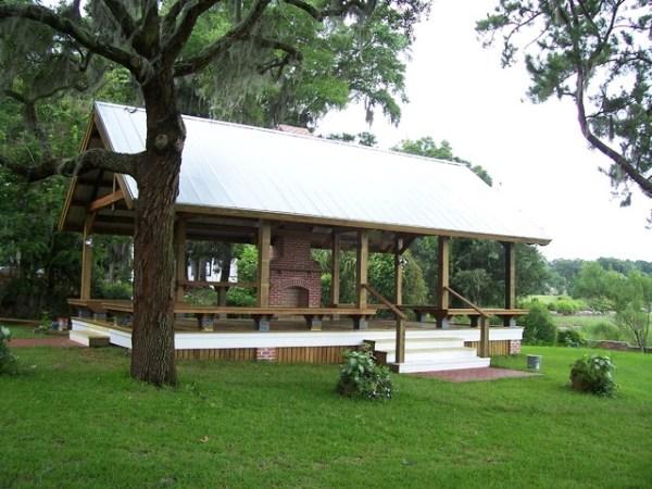 meeks - traditional patio atlanta