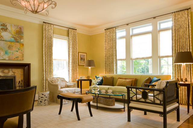 minton spidell chairs world market adirondack living and family rooms - traditional room dc metro by houseworks interiors