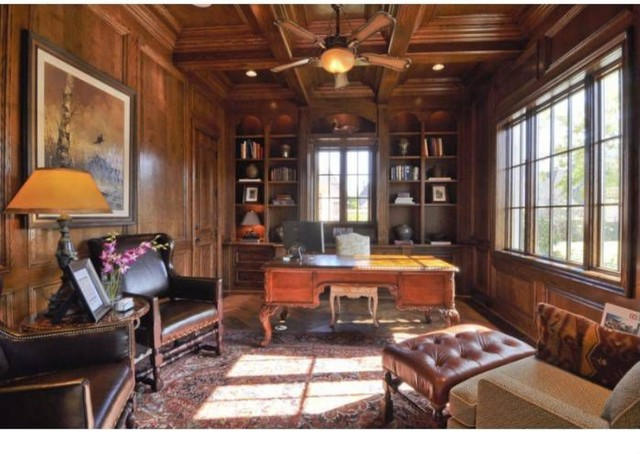 MICHAEL MOLTHAN LUXURY HOMES LIBRARIES AND STUDY