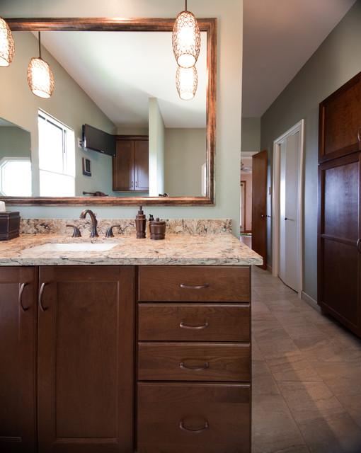 Austin 360 Bathroom Remodel  Traditional  Bathroom  austin  by On Time Baths  Kitchens