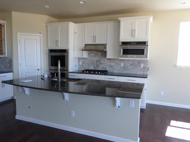 Meritage Homes Under Construction Kitchen Denver By Laura