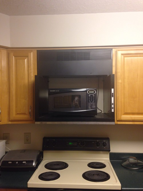Range Hoods With Microwave Shelf  BestMicrowave