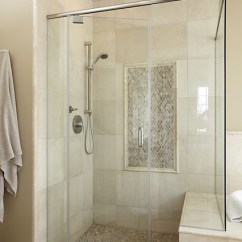 Narrow Corner Sofas Broyhill Sofa Table Cream Master Bathroom Shower - Contemporary Toronto ...