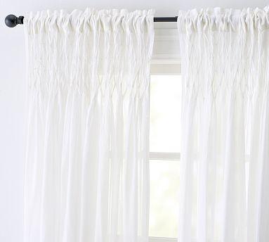 White Cotton Curtain BestCurtains