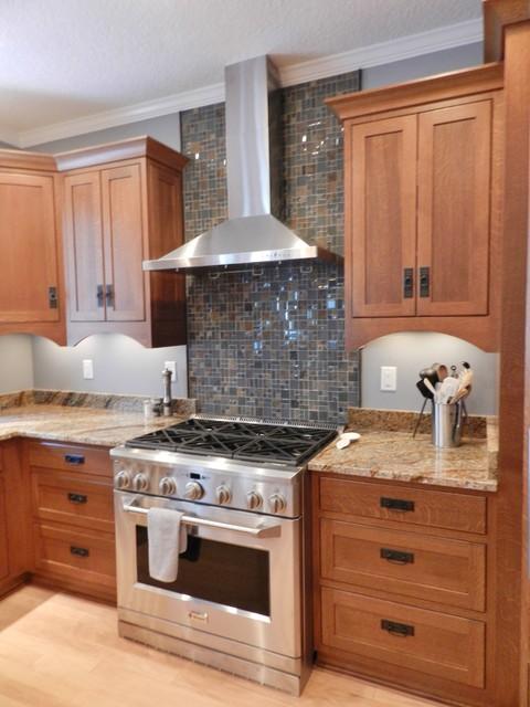 Craftsman Style Kitchen  Craftsman  Kitchen