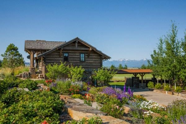 dream house inspiration landscape