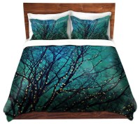 DiaNoche Duvet Covers Twill - Magical Night - Duvet Covers ...