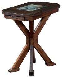 Savanah Coffee Table With Slate Inlay