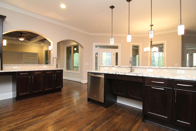 Handicapped Accessible Kitchen