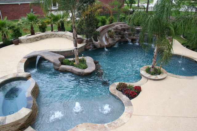 houston office chairs white fluffy chair jenson - tropical pool by omega pools, llc 281-330-6771