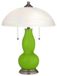 Neon Green Gourd