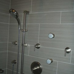 Decorating Ideas For Living Rooms With Grey Walls Wall Art Room Grohe And Kohler Shower Components - Contemporary ...