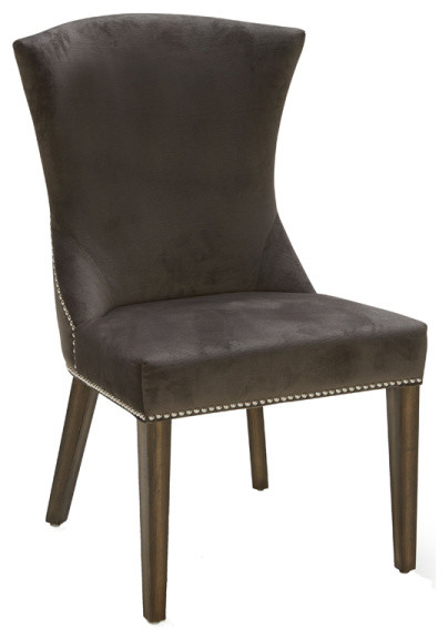 hawthorne oversized sling chairs zuo swivel chair transitional elegant dining - by artefac