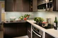 Apartment size kitchen